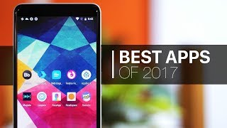 the best apps of 2017