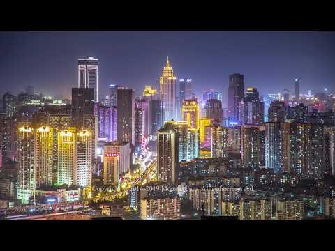 2019 CHONGQING CITY TIMELAPSE