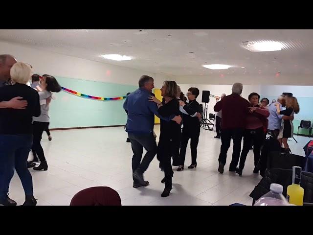 Balli di coppia alla Festa di Primavera
