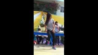 Awesome Jilliane Flores' Dance Moves