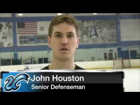 UMass Boston Men's Hockey vs. Babson College (1/24/15) Webcast