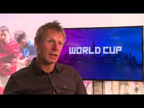 Stuart Pearce On England vs. Tunisia