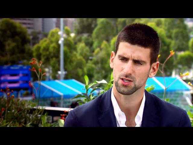 Novak Djokovic: Year of the Djoker Travel Video