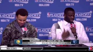 Draymond Green's Best Moments
