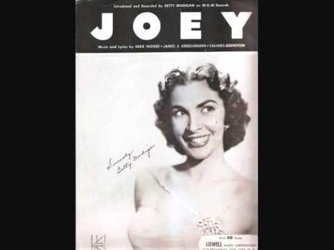 Betty Madigan - Joey (1954)
