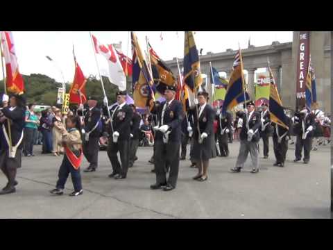 93rd Warriors' Day Parade 2014