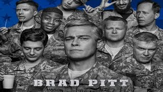 Así Es 'Máquina De Guerra' La Película Netflix De Brad Pitt