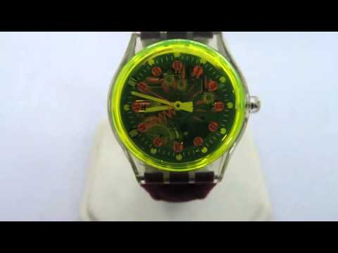 Swatch Musical Watch
