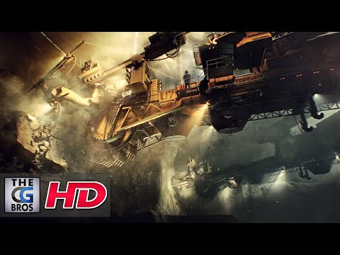 "CGI Animated Spots HD: ""Nornickel 5"" - by N3 Design"