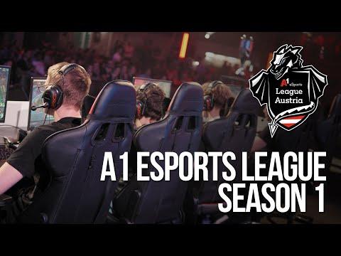 A1 Esports League powered by ESL