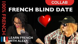French Blind Date with Special Guest Jo from Shut Up