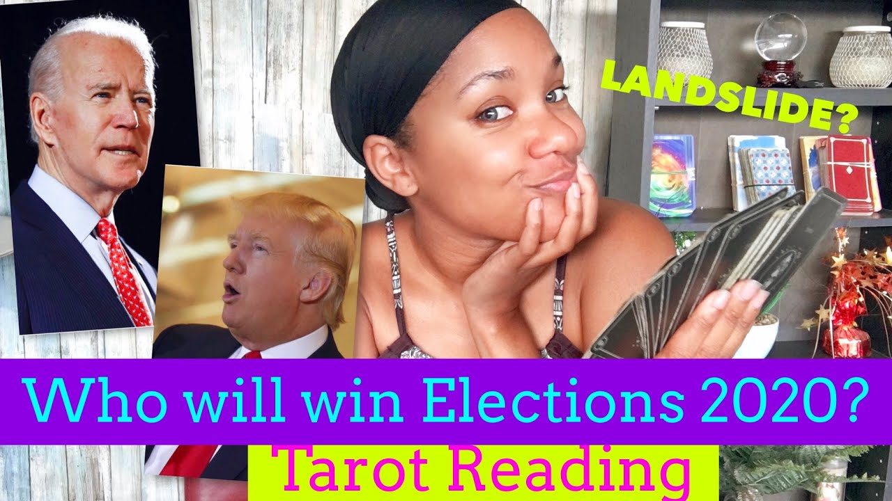 Who will win Presidental Elections 2020? Trump vs. Biden | Tarot Prediction