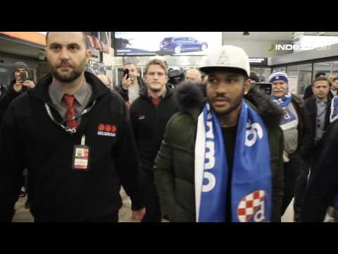Pogledajte kako je Zagreb dočekao Sammira