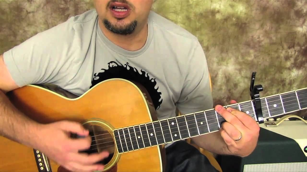 Just The Way You Are Bruno Mars Super Easy Beginner Acoustic