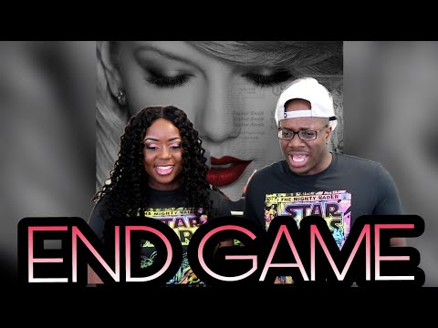 TAYLOR SWIFT - END GAME Ft. ED SHEERAN, FUTURE|  Couple Reacts