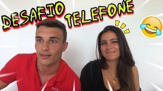 DESAFIO DO TELEFONE !! PRANK CALL
