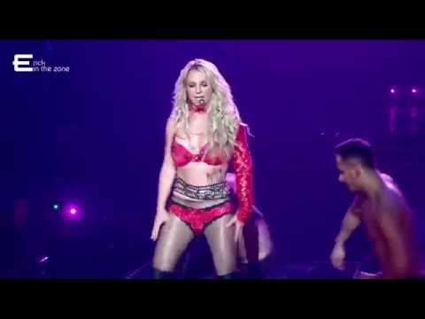 DVD Britney: Piece Of Me 2016 - Touch Of My Hand