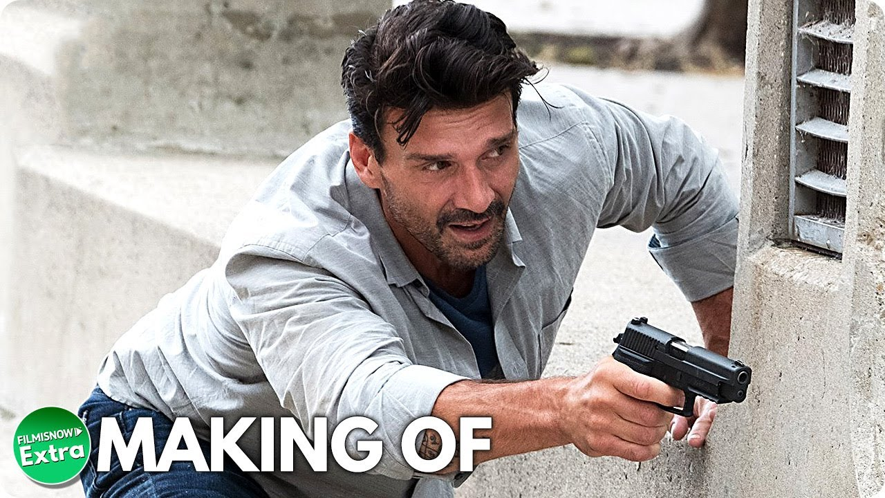 REPRISAL (2018) | Behind the Scenes of Frank Grillo & Bruce Willis Crime Movie