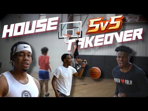 HOUSE VS THE WORLD   5V5s
