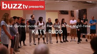 The Curious Incident of the Dog in the Night-Time: Katy Rudd