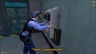 My PS2 Half-Life PC port custom DLL demonstration (WIP)