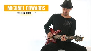 Michael Edwards Television Guitar Reel