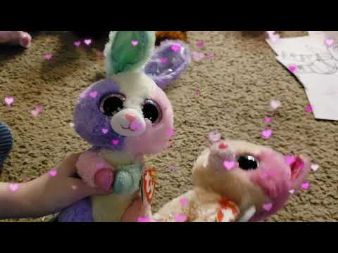 Anabelle and Bloom Beanie boo cooking lunch play - YouTube 9f5ec52f2bf8