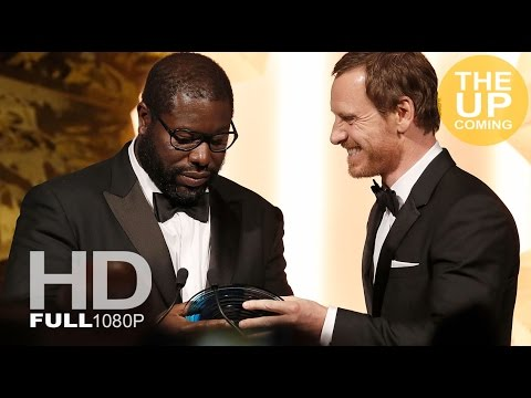 Steve McQueen inspirational acceptance speech for the BFI ...