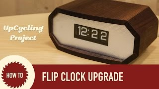 Upcycling A Thrift Store Clock With Birdsmouth Joinery