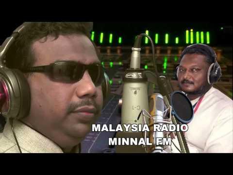Singer Jailani Kader Radio Interview on Malaysia Radio Minnal FM.
