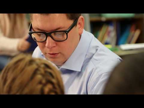 "Real Teachers. Real Voices. Eric Crouch.""Why I Teach"""