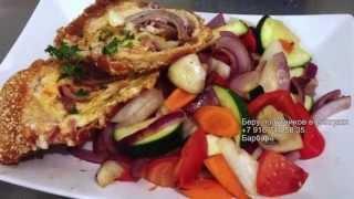 Отбивная по-хулигански - Венгерская кухня