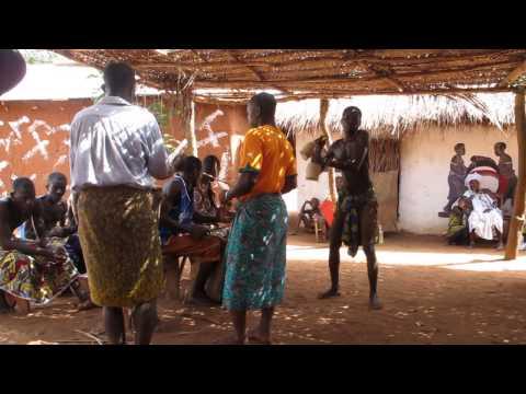 Voodoo Ceremony in Togo