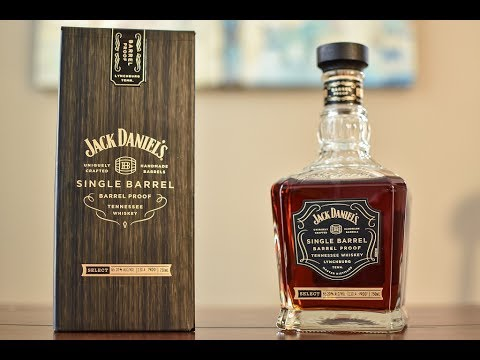 Jack Daniels Single Barrel (Barrel Proof) Whiskey Review