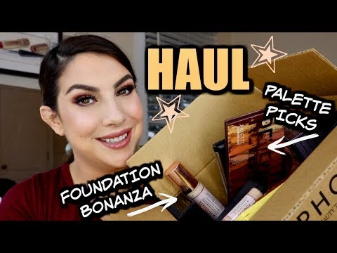 HAUL TIME! What's New at Ulta, Sephora & More thumbnail