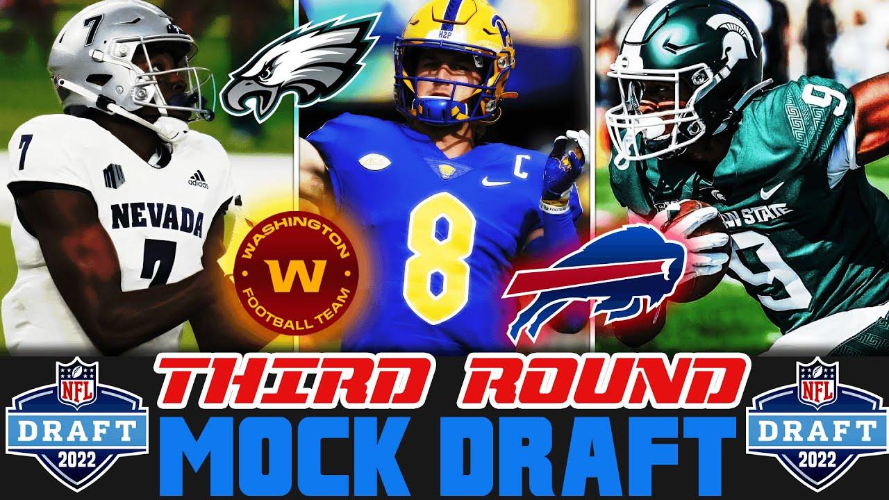 Download Three Round 2022 NFL Mock Draft   Third Round