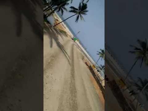 Vizhinjam Port construction progress in Trivandrum