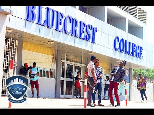 Bluecrest University College Ghana Youtube
