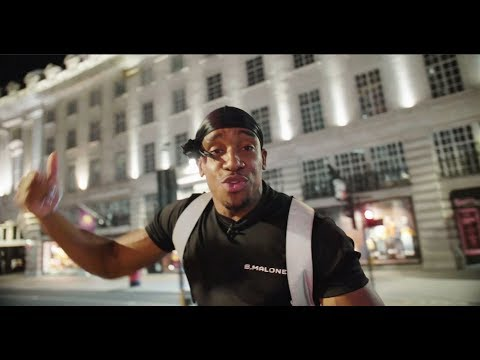 Смотреть клип Bugzy Malone - The North's Face