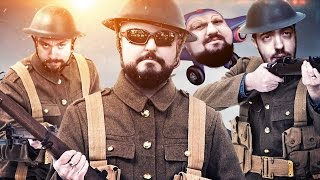 Battlefield 1 - Ataque aéreo de caminhão | Nerdplayer 272
