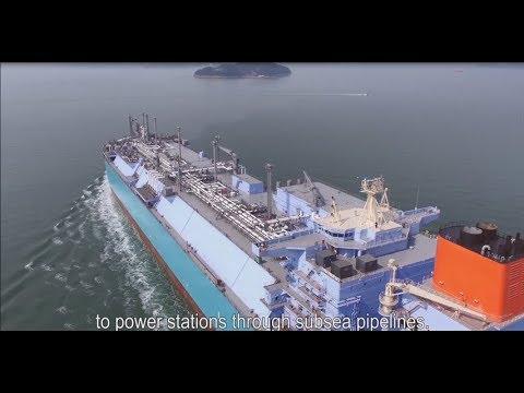 Hong Kong Offshore LNG Terminal