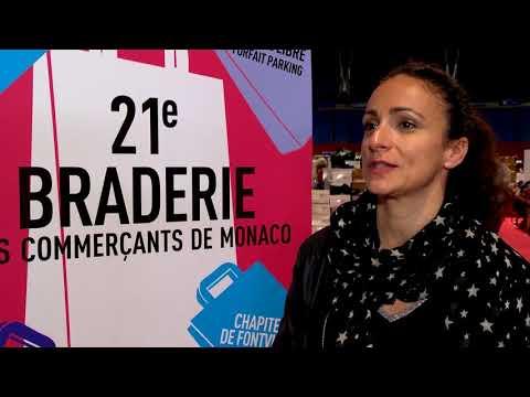 21ème Braderie des Commerçants de Monaco