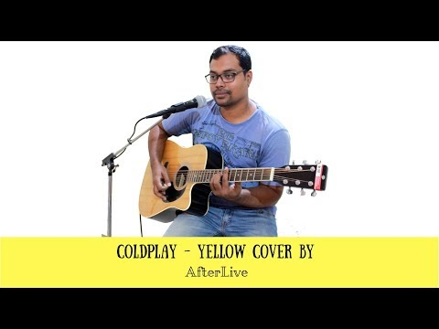 Coldplay - Yellow Cover