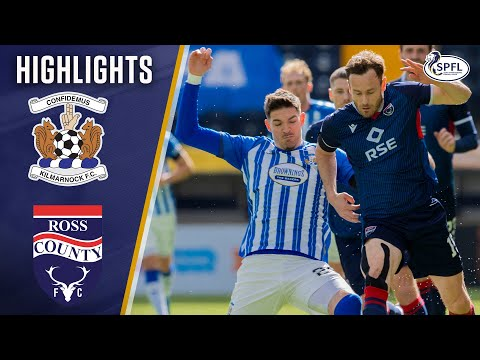 Kilmarnock Ross County Goals And Highlights