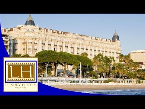 Luxury Hotels - Carlton - Cannes