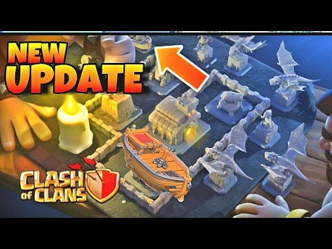 OMG CLASH OF CLANS BIGGEST NEW UPDATE COMING SOON - YouTube