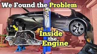Is my Bargain BMW Supercar Engine BAD? We Took it Apart & Found the Damage...