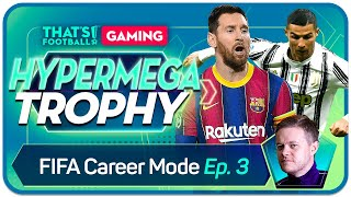 FIFA 21 MAN UTD SUPER LEAGUE CAREER MODE! GOLDBRIDGE! EPISODE 3