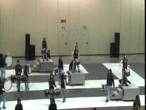 Order, Rebellion, and Uprise - Hatboro Horsham Indoor Percussion 2010