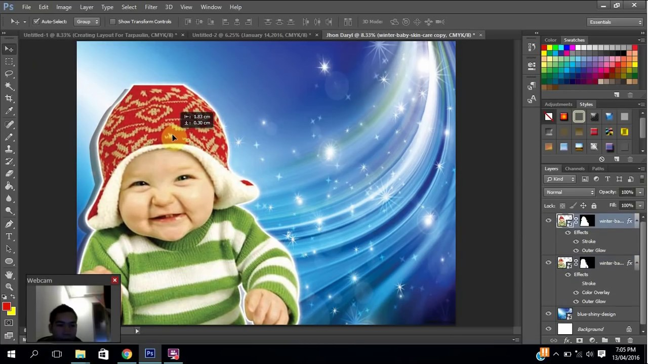 How To Make A Tarpaulin Design In Photoshop Cs5 - Somurich.com